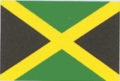 "12"" x 18"" Jamaica Merchant Flag"