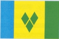 2&#39 x 3&#39 St. Vincent and the Grenadines Flag
