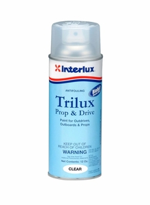 Interlux Trilux Prop & Drive Aerosol - MFG#063A - Black