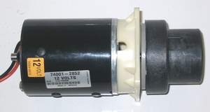 Jabsco Toilet Motor / Pump Assembly, 12Volt 37072-0092