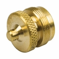 Lehr Brass Remote Connect Plug (MFG#LPCP10)