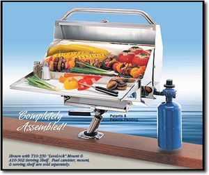 Magma A10-918L Newport Gas Barbeque Grill