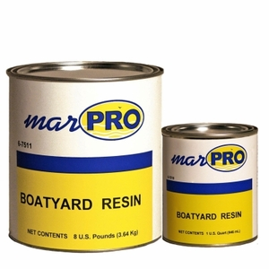 Marpro Premium Polyester Resin -No Wax