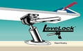 LeveLock All-Angle Fish-Rod Holder Table Mount  T10-355