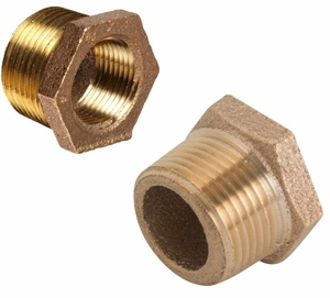 ACR Bronze Hex Bushings 2""