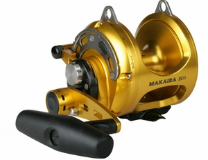 Okuma Makaira Two Speed Conventional Reel's