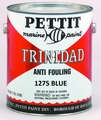 Pettit Trinidad Antifouling Paint -Blue Quart (MFG#1275QT)
