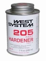 West Systems Fast Hardener 205-A (.44 PT)
