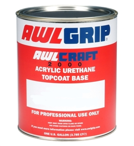 AwlCraft 2000 Topcoat -Super Jet Black -MFG#F2091Q