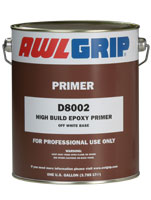 AwlGrip High Build Epoxy Primer - MFG#D8002 - White