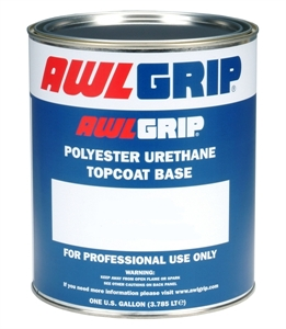 AwlGrip Topcoat Polyester Urethane -Super Jet Black -MFG#G2017Q