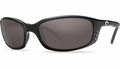 Costa 580 Brine Sunglasses: Black / Grey - MFG#BR-11-OGGLP