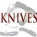 Knives and Knife Holders