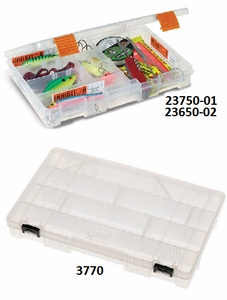 Plano Pro-Latch Stowaway Boxes W/ Dividers
