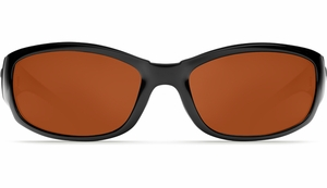 Costa 580 Hammerhead Sunglasses: Black / Copper- MFG#HH-11-OCP