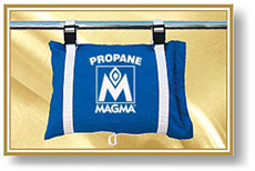 Propane/Butane Canister Storage Locker/Tote Bag - A10-210