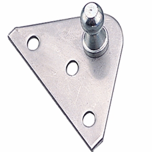 Sea Dog Stainless Steel Flush Gas Lift Mount