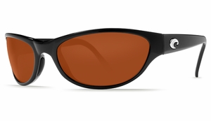 Costa 580 Triple Tail Sunglasses: Black / Copper - MFG#TT-11-OCGLP