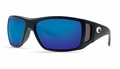 Costa 580 Bomba Sunglasses: Black / Blue Mirror - MFG#MB-1G-OBMGLP