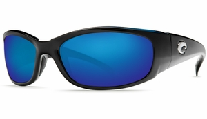 Costa Hammerhead Sunglasses: Black / Blue Mirror - MFG#HH-11-BMGLP