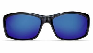 Costa Jose Sunglasses: Black / Blue Mirror - MFG#JO-11-BMGLP