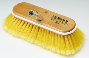 "Shurhold 10"" Soft Brush - MFG#980BA"