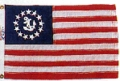 4' x 6' Yacht Ensign Flag