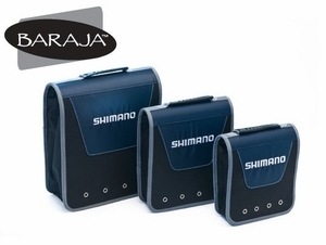 Shimano Baraja Tackle Binders -Black