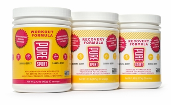 PureSport Workout & Recovery Pro Pack
