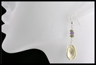 Limpit Shell Drop Earrings