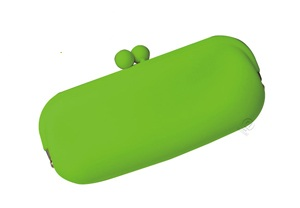 Green Eyeglass Silicone Pouch by Koala