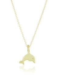 Dolphin Necklace by Dogeared