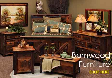 Barnwood Furnishings