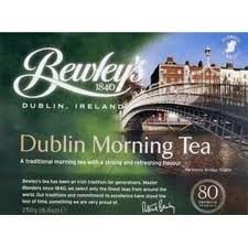 Dublin Morning Bewley's Ireland, 80 bags