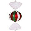 "36"" Peppermint Candy ornament"