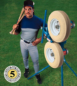 JUGS Curveball Pitching Machine