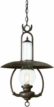 La Grange Nautical Outdoor Hanging Light by Troy FCD9013OBZ