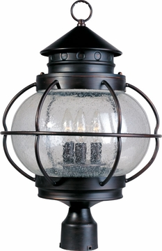 "Maxim Portsmouth 22"" Outdoor Post Light - Nautical 30501"