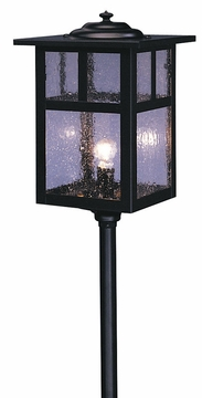 "Mission 20.5"" Exterior Landscape Light By Arroyo Craftsman"