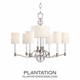 Stafford Crystal Chandelier
