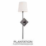 Cortney Wall Sconce   Antiqued Bronze