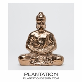 Eternal Buddha Statues | Gold