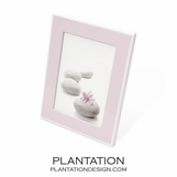 Lacquer Frames | Pale Pink