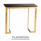 Paradiso Iron Console Table