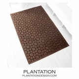 Brixton Chenille Rugs | Brown
