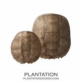 Tortuga Sculptures | Set of 2