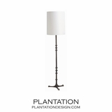 Dane Floor Lamp | Natural