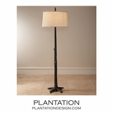 Redwood Floor Lamp | Bronze