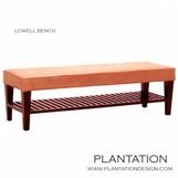 Lowell Bench