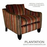 Imperial Chair | Loose Cushions